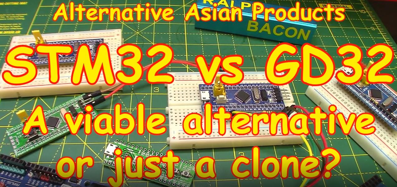GD32对比STM32,你不知道的可能远比你看到的多