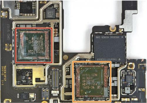 最新最全拆解华为Mate 20 X 5G手机