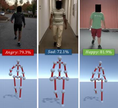 情绪再也藏不住?AI从走路姿势就能分辨