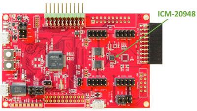 基于ICM-20948的可穿戴设备方案电路设计