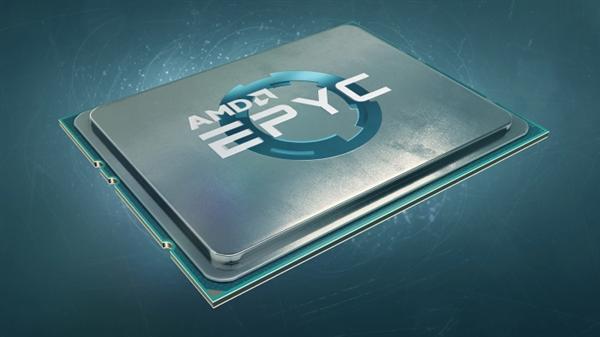 把英特尔逼到死角:AMD 7nm EPYC处理器