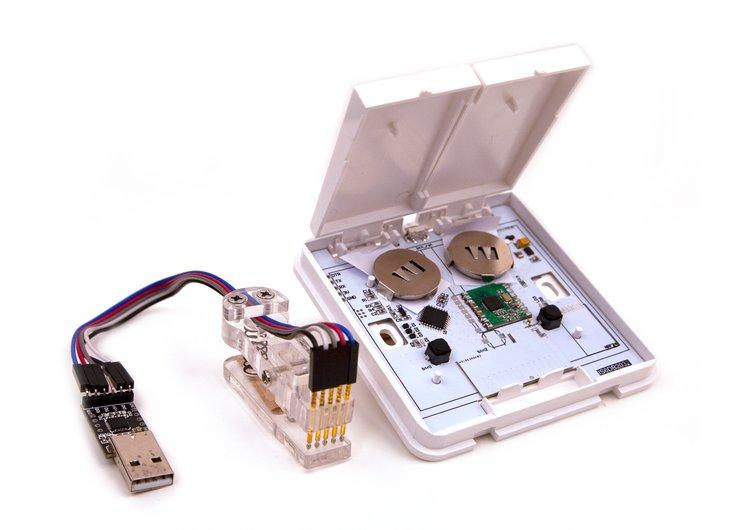 超远程无线开关easySwitchBox电路设计原理