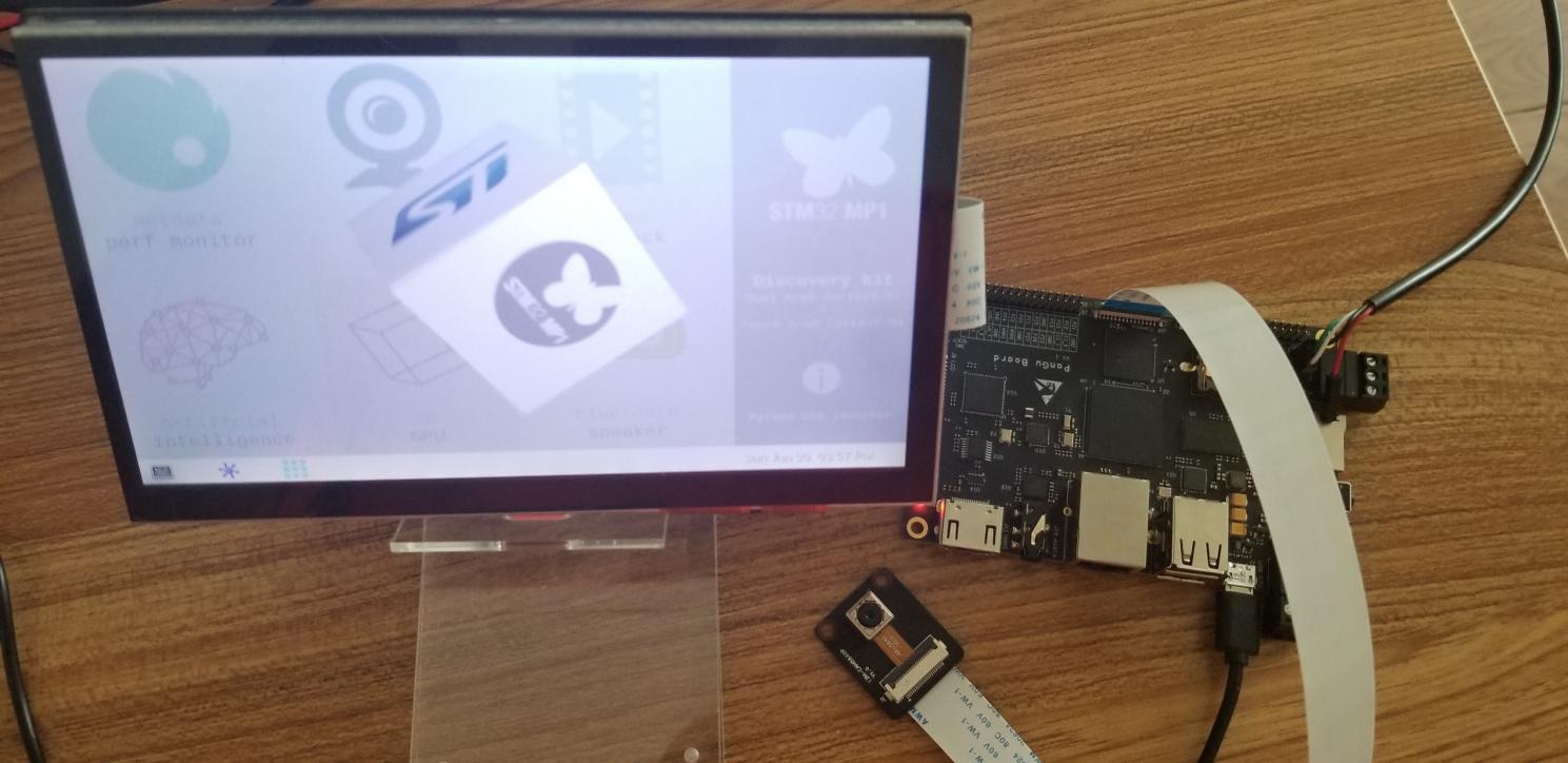 嵌入式开发者再多一个选择——首款STM32MP1的单板PanGu开发板测评