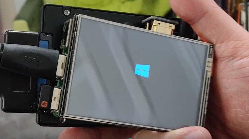 【教程】树莓派+固态硬盘引导,启动Win10 on ARM系统(附驱动)