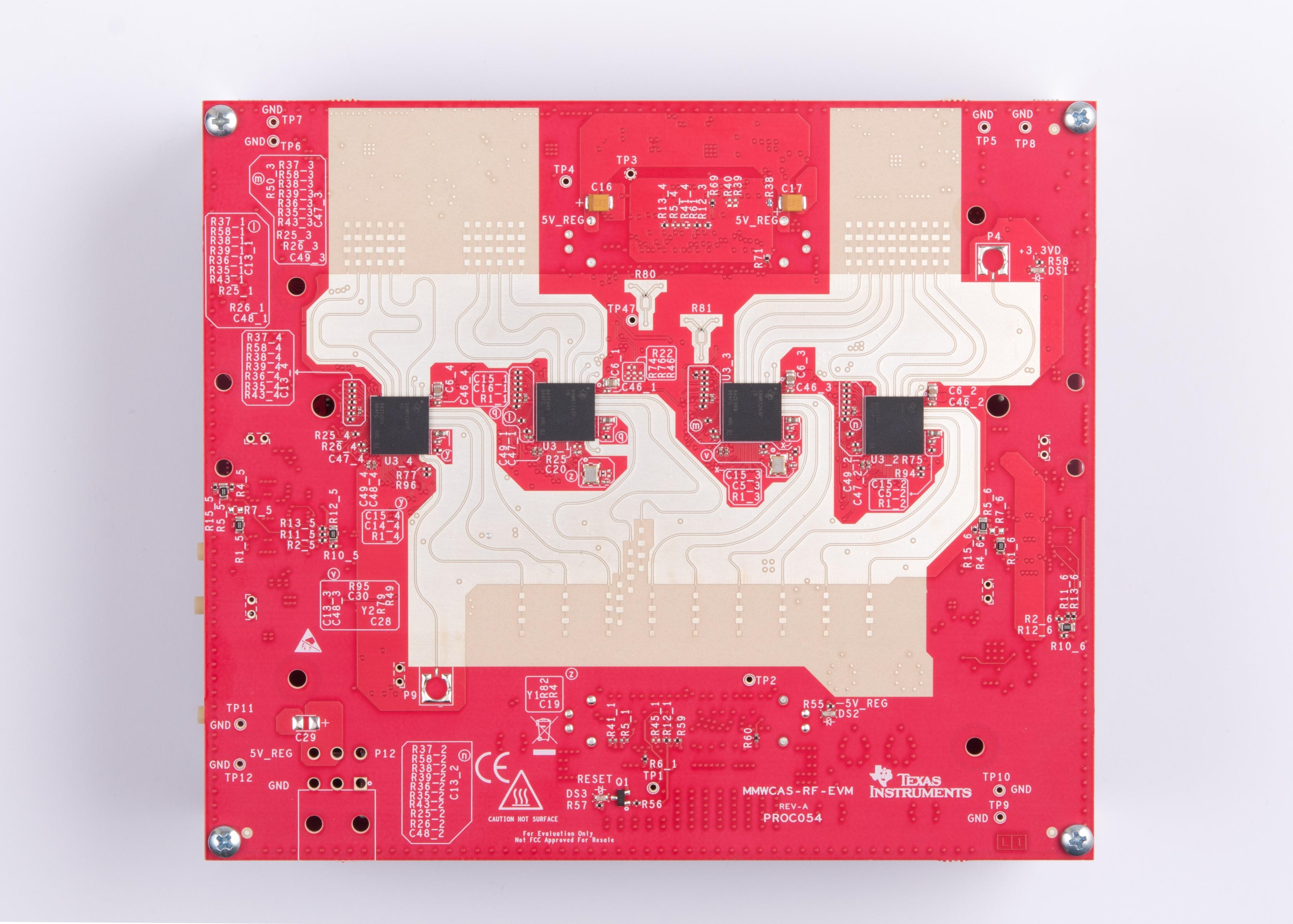 ADAS和自动驾驶不可或缺的电路方案:毫米波雷达传感器