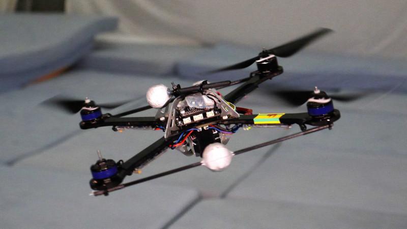 黑科技:超牛算法加持,用于阻止不受控制的無人機墜毀的安全系統