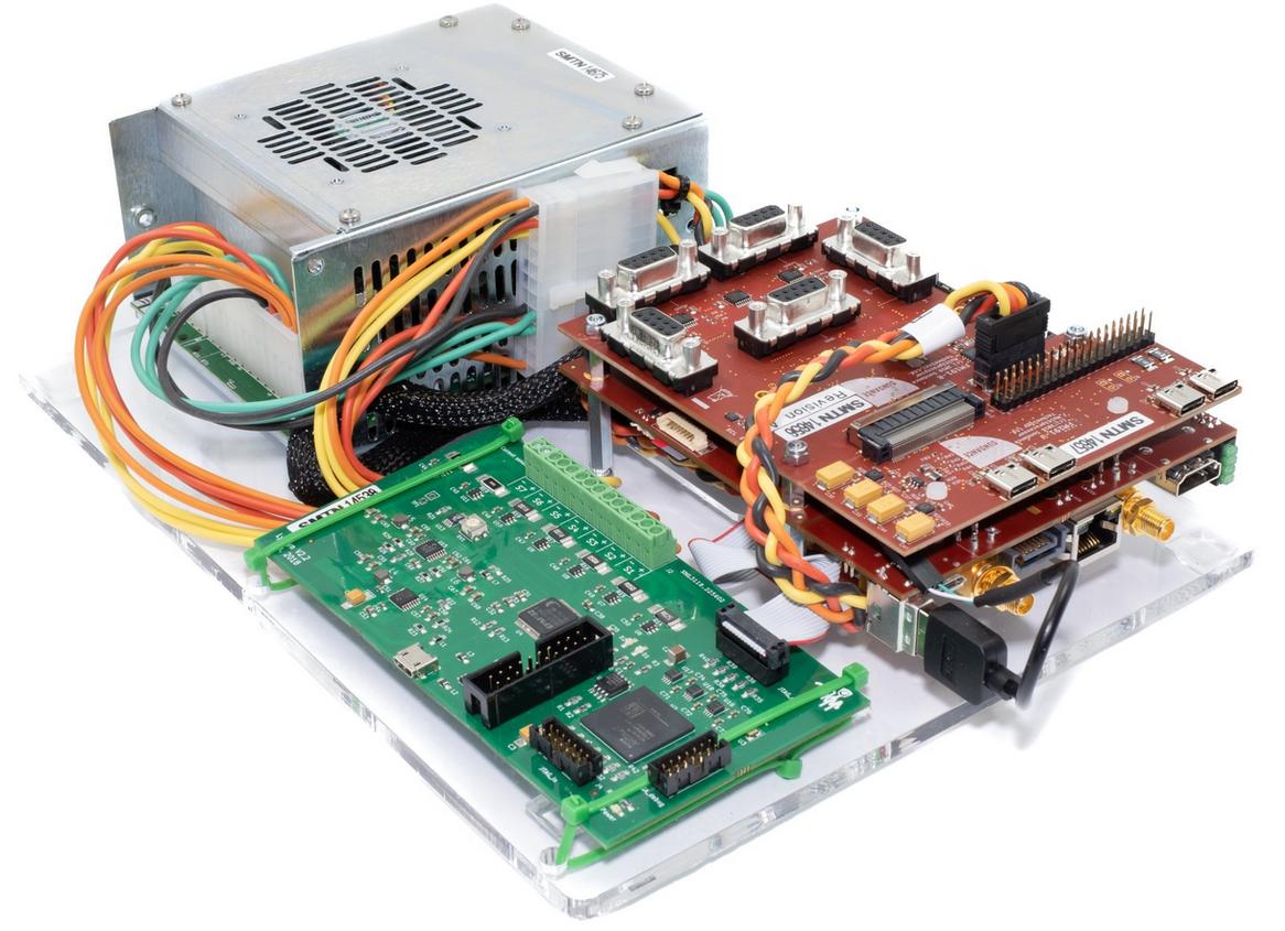精密机器人新技术:仅300克重,功耗15瓦的嵌入式处理器模块