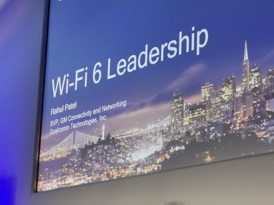 支持802.11ax的WiFi 6一站式解決方案,選高通就對了