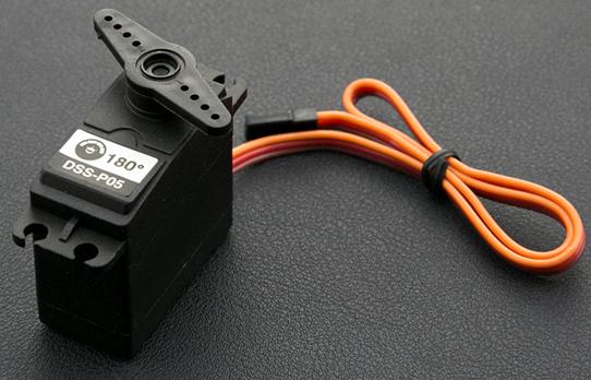 一文理透舵机(伺服电机),加快电子设计