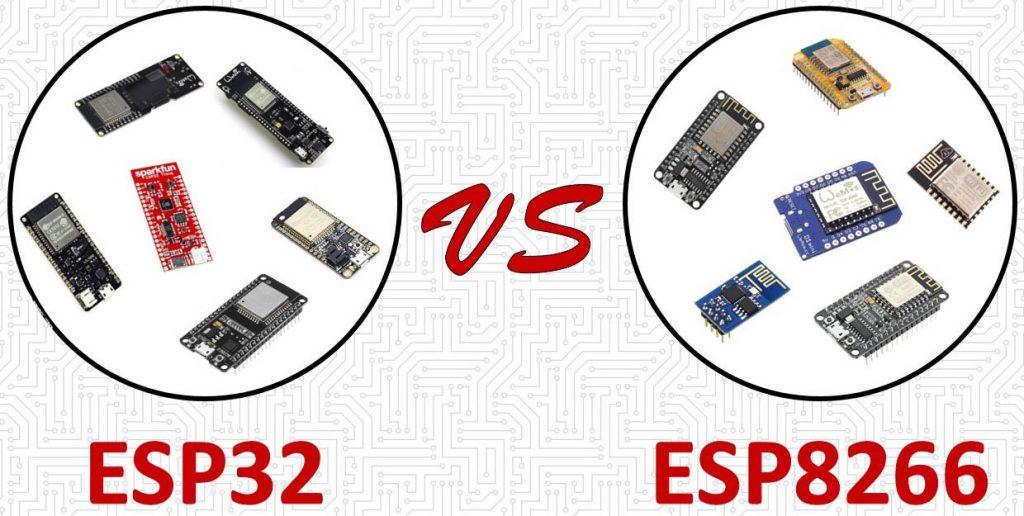 ESP32对比ESP8266,优点缺点分别是什么?