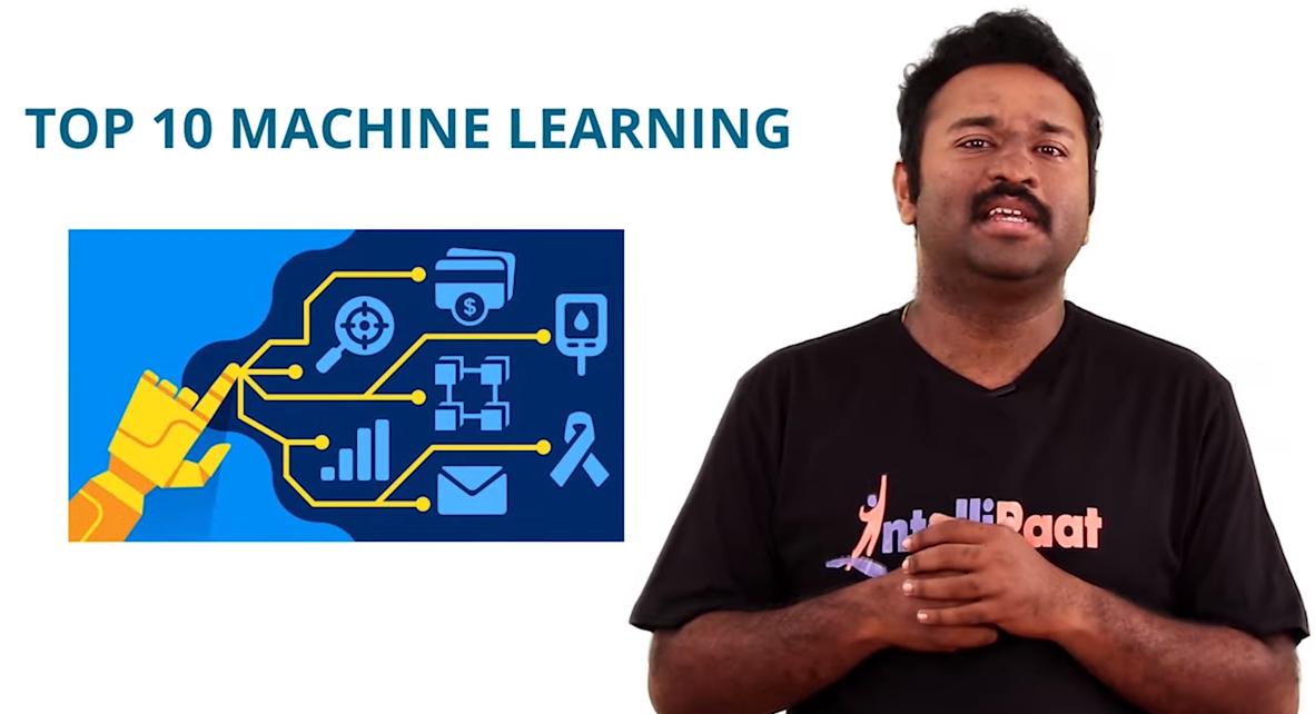 2019年人工智能领域排行榜:机器学习应用 TOP 10