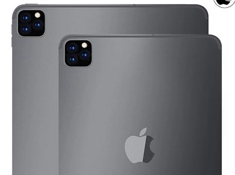 iPad Pro要革了旧iPad的命:支持三摄,支持ToF技术