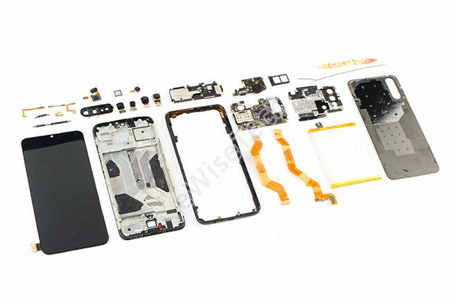 游戏手机iQOO Neo拆解:用最适合的硬件做最有性价比的手机