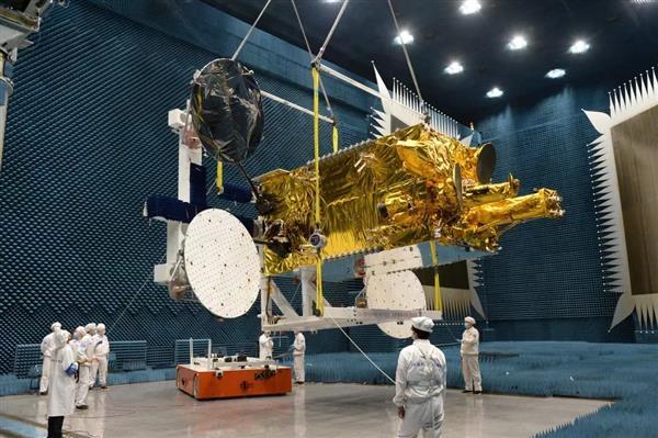 正视挫折:昨晚刚发射的中星18号通信卫星发生故障