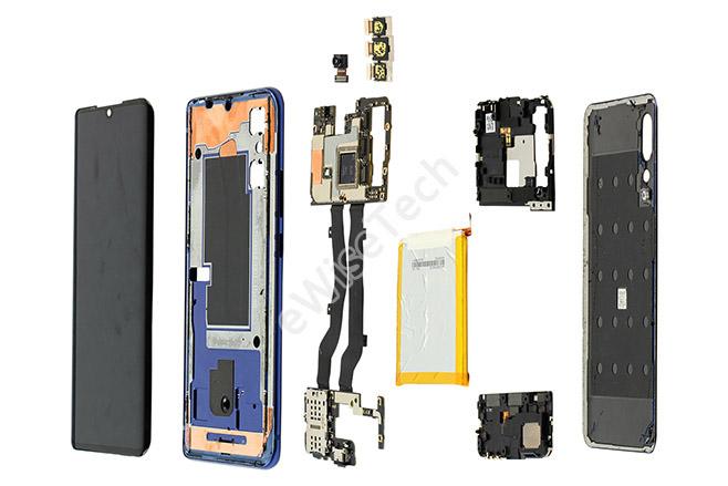 国内首款5G手机中兴天机 AXON 10 Pro拆解:5G方案到底有何不同?