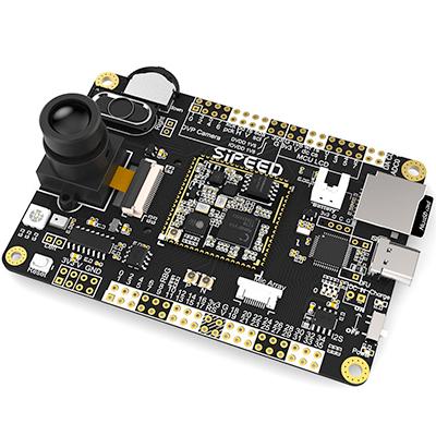 低成本的机器学习硬件平台:使用MicroPython快速构建基于AI的视觉和听觉设备
