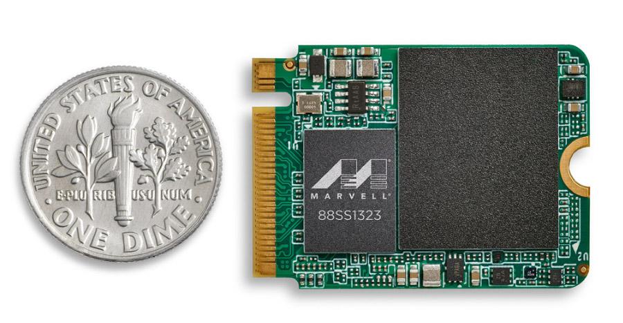 国产平民主控杀手:Marvell三款性价比PCI-E 4.0 SSD主控降临