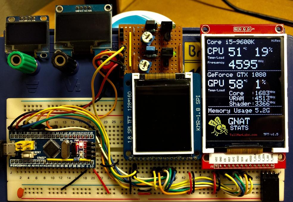 44个超易的STM32项目