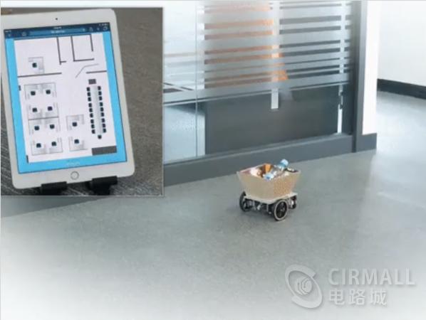 電路城每周方案精?。?.19-8.25):六軸陀螺儀資料匯總,可手動繪制路線的智能車