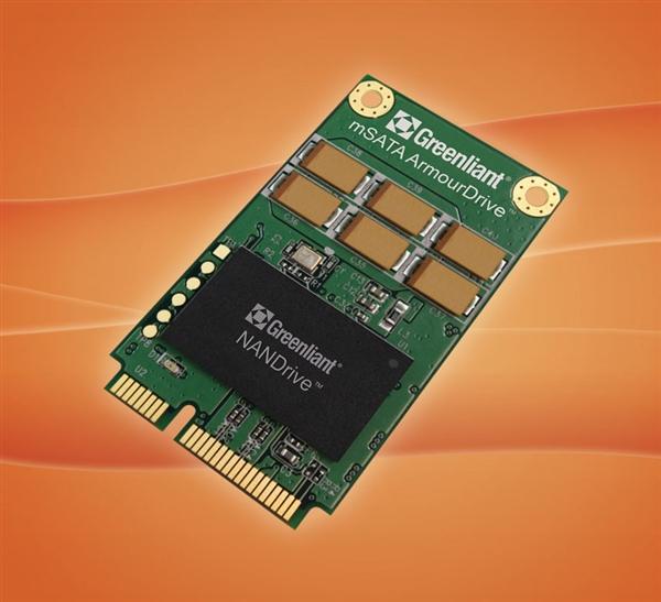 綠芯發布高端固態:SLC SSD重出江湖