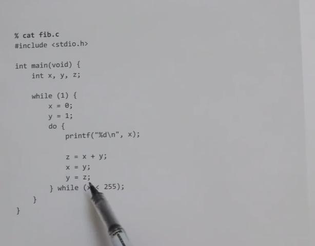 [系列教程]国外大神带你用面包板制作8-bit计算机(将C与机器语言进行比较)