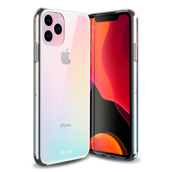 苹果再无创新?iPhone 11新增配色借鉴华为