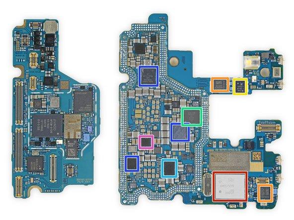 5G手机三星Galaxy Note 10+拆解:全球最顶尖的科技水准,高通是最大赢家