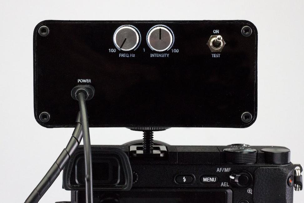 另类创意:皮电神经刺激拍照仪,基于树莓派打造的强制性拍照神器