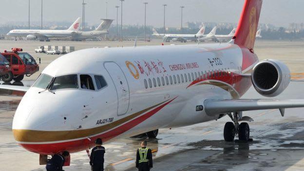美国,已成为过去式:中国,下一个航天航空大国