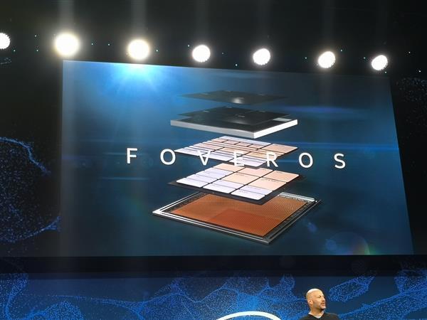 回应AMD,英特尔5核10nm 3D封装处理器Lakefield