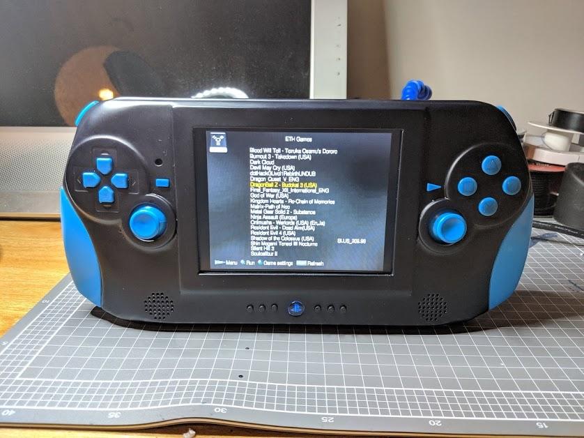神乎其技:用樹莓派改造一個PS2