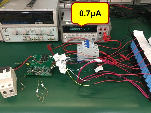 TIDA-010030開發板評測:基于bq34z100-G1的電量監測計方案