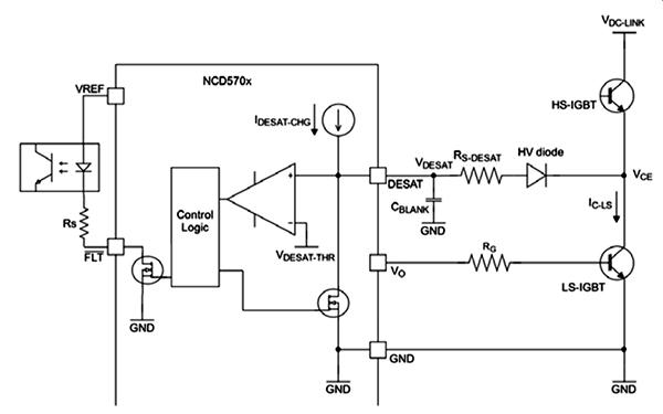 基于IGBT驱动器的可靠工业电机控制电路设计方案