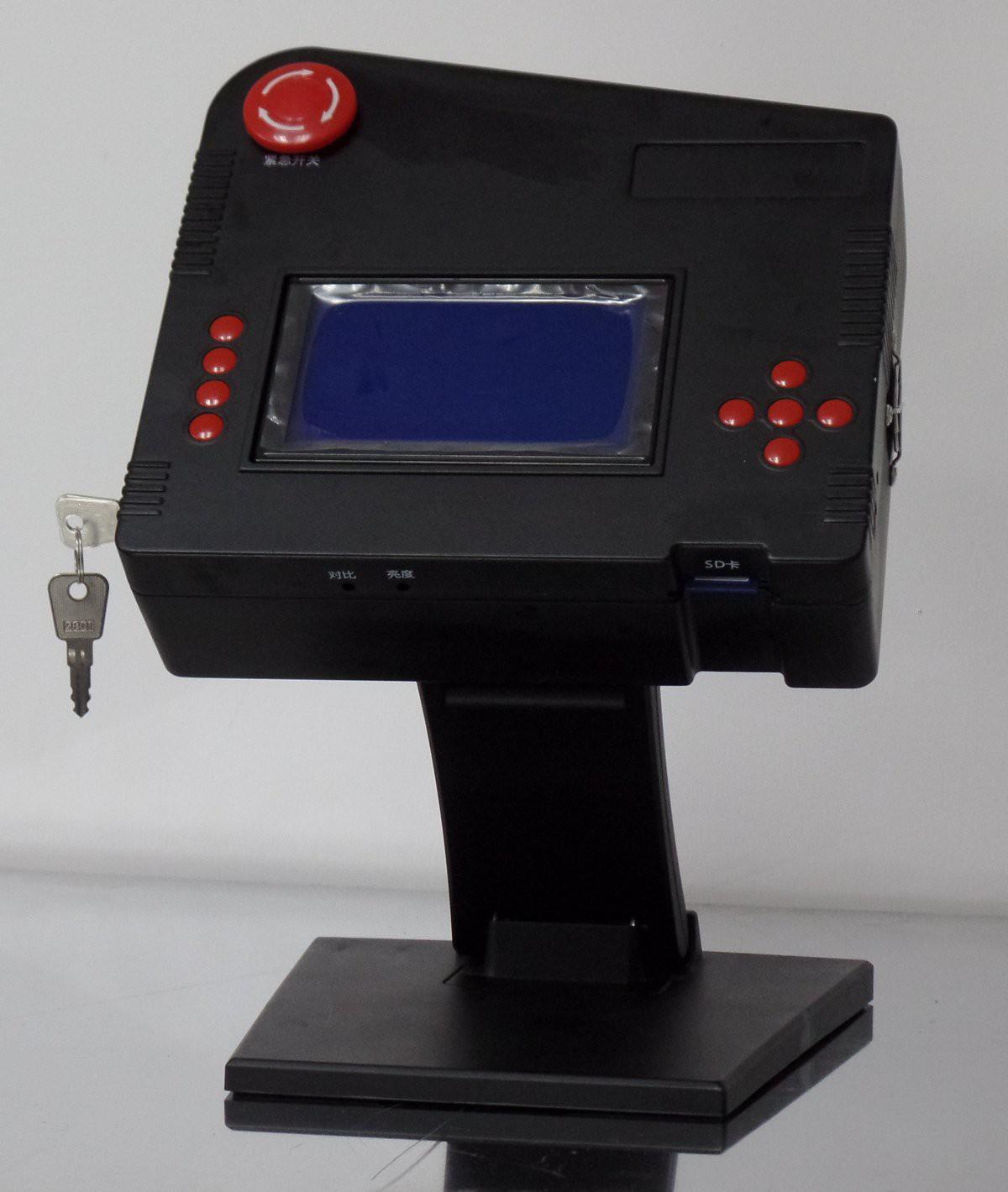简易CNC控制器,可从SD卡读取G代码,在Indiegogo上查看