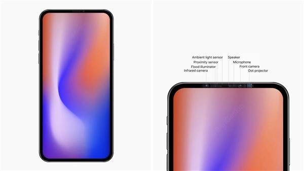 2020款新iPhone干掉了刘海,优秀