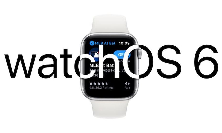 世界最好的可穿戴设备系统watchOS 6正式版发布