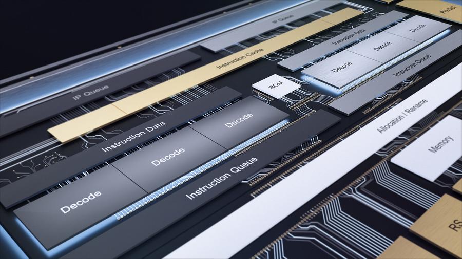 单线程性能提升约30%,英特尔最新超低功耗核心微架构Tremont发布