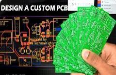 如何使用EasyEDA设计定制PCB