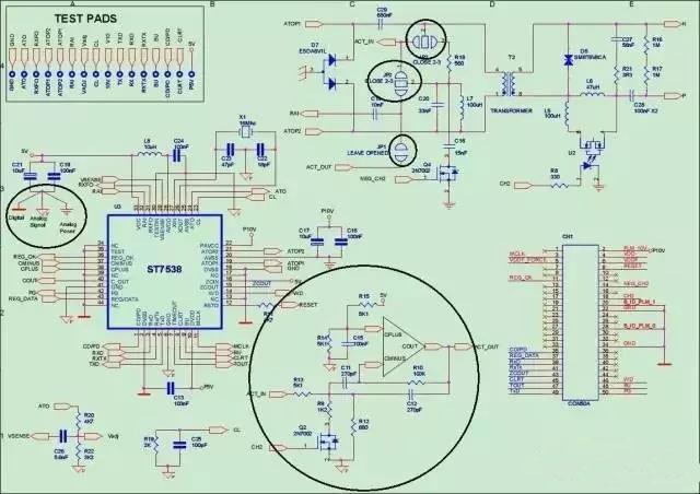 在PCB设计中,射频电路和数字电路如何和谐共处?