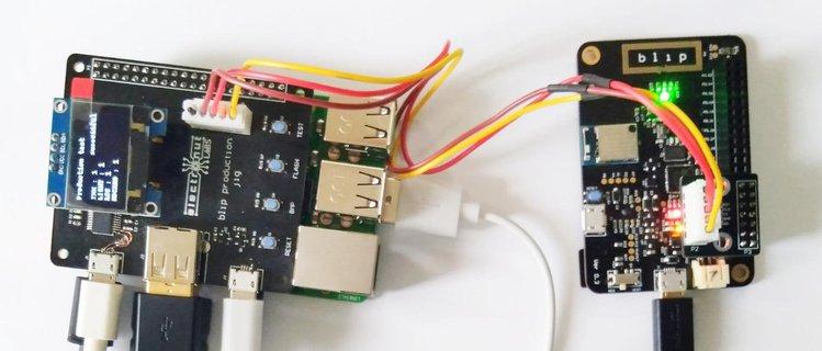 基于nRF52840的Biip開發板評測:傳感器、NFC、藍牙、調試器一個都不少