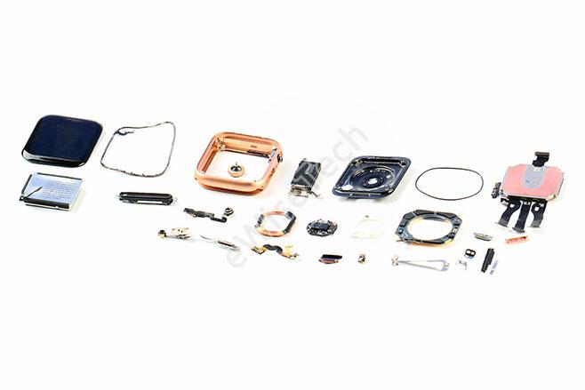 拆解对比Apple Watch 5与Apple Watch 4的电路设计方案区别