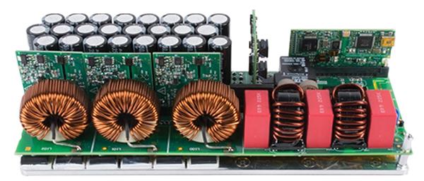 电动汽车车载充电器电路解决方案-6.6kW图腾柱PFC电路板设计