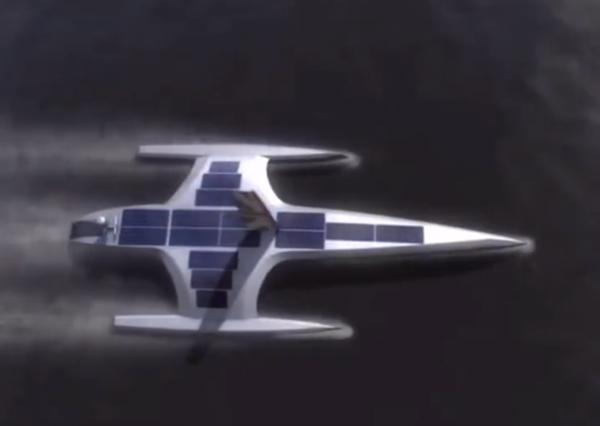 IBM开发人工智能船:横渡大西洋3000英里