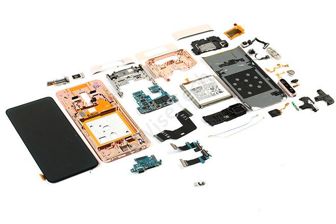 拆解三星Galaxy A80探究翻转与升降摄像头的电路设计方案有何不同?