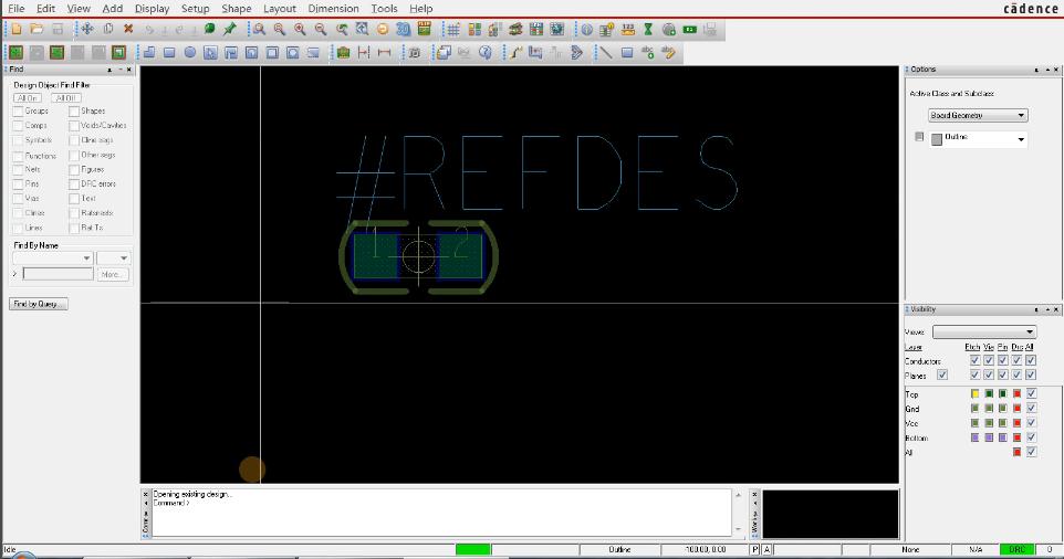 Cadence Allegro 16.6 4层四路HDMI电路PCB设计教程——模块化布局设计