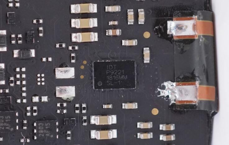 拆解发现华为Mate30系列手机无线充电接收芯片已换供应商