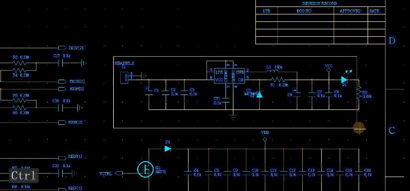 网表导入及模块化布局设计