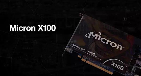 世界最快SSD(美光) 超越Intel傲腾、三星SLC