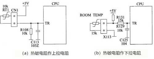 空调温度检测电路方案设计