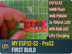 智能家居最佳方案伴侶-基于ESP32-S2的ProS2開發板PCB設計